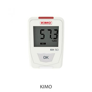 KH-50 Temperature & Humidity Datalogger with Internal Sensor