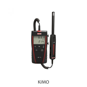 HD110 Portable Thermo-Hygrometer with Remote Temperature/Hygrometry Probe