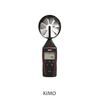 LV130 Portable Thermo-Anemometer with Remote Ø100mm Vane Probe