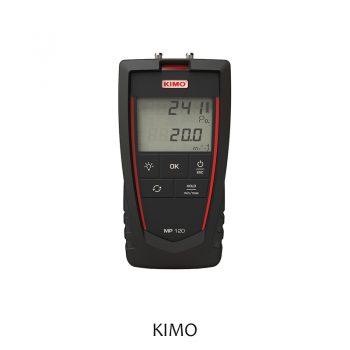 MP120 Portable Anemo-Manometer with Integrated Pressure Sensor