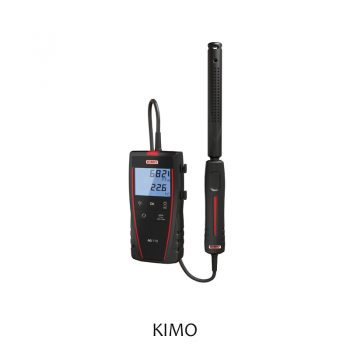 AQ110 Portable CO2 Meter with CO2 & Temperature Probe