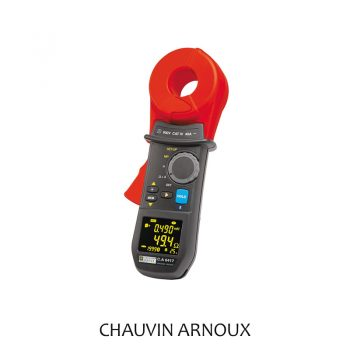 C.A 6417 Earth Clamp & Loop Tester