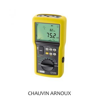 C.A 6030 RCD and earth loop tester