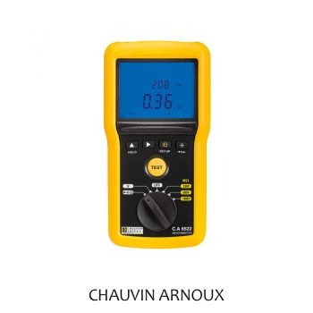 C.A 6522 Insulation and Continuity Tester