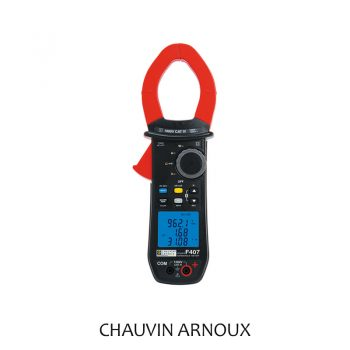 F407 Power and Harmonics Multimeter Clamp