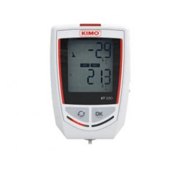 KT 220 Temperature Datalogger