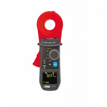 C.A 6416 Earth Clamp & Loop Tester