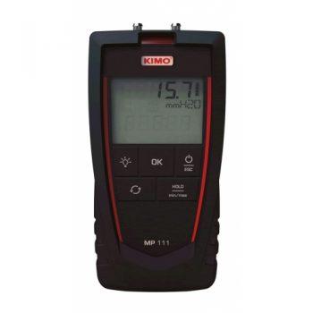 MP111 Portable micromanometer with integrated pressure sensor