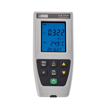CA 10141 Watertight Portable Conductivity Meter
