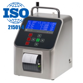 BT-610 Bench-Top Particle Counter with ISO21501-4 Calibration