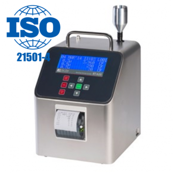 BT-620 Bench-Top Particle Counter with ISO21501-4 Calibration